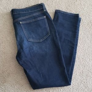 SweetHeart Jeans old navy  straight leg size 12
